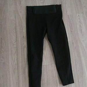 Zara strech riding pants elastic waist